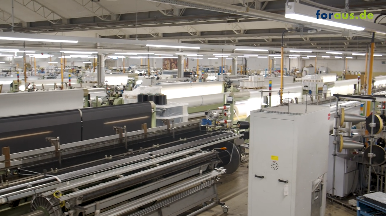 Digitisation in the German textile industry