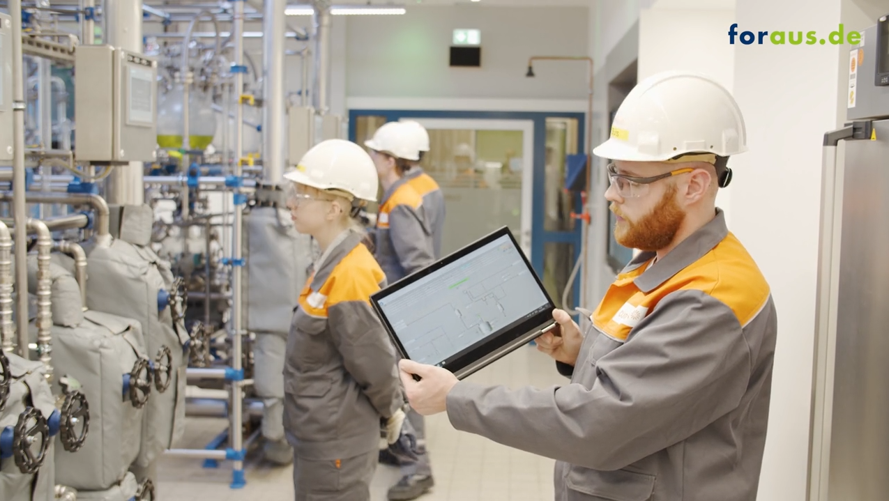 Tablets for vocational training